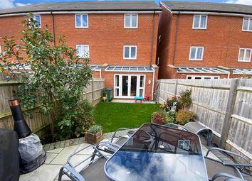 Thompson Grove, Littlehampton, West Sussex BN17. 4 bed town house for sale