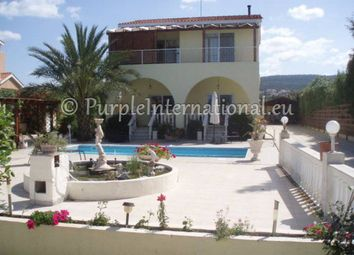 Thumbnail 4 bed villa for sale in 6, Maniki Street, Πέγεια 8570, Cyprus