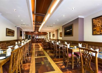 Thumbnail Commercial property for sale in Indian Restaurant, Station Road, Harrow