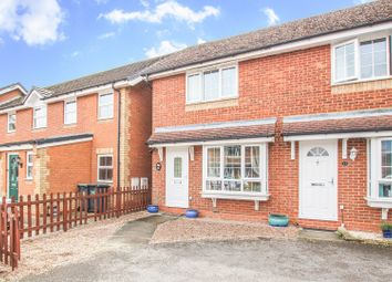 Thumbnail 2 bed end terrace house for sale in Chandlers Close, Marston Moretaine