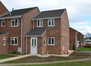 Thumbnail 2 bed end terrace house for sale in Hunters Close, Cashes Green, Stroud, Gloucestershire