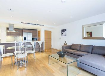 Thumbnail 2 bed flat to rent in Lensbury Avenue, London, London