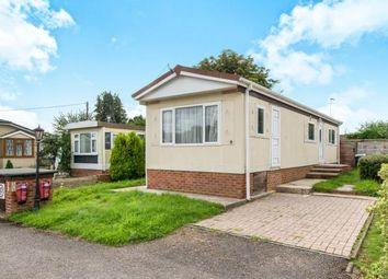 Thumbnail 1 bed mobile/park home for sale in Sutton Scotney, Winchester, Hampshire