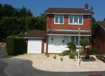 Thumbnail 3 bed detached house for sale in Potter Close, New Oscott
