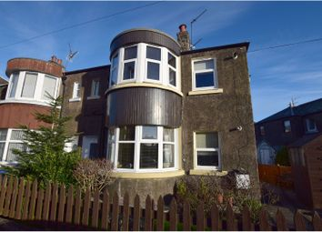 Thumbnail 2 bed flat for sale in Westfield Street, Earlston