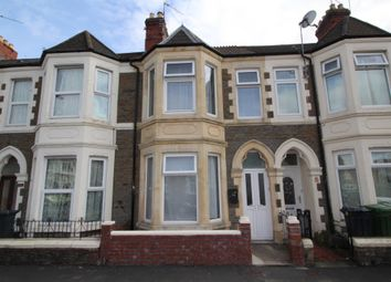 Thumbnail 3 bed terraced house for sale in Tewkesbury Place, Roath, Cardiff