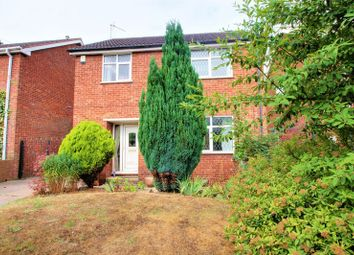 Thumbnail 3 bed detached house for sale in Whinney Lane, Ollerton, Newark