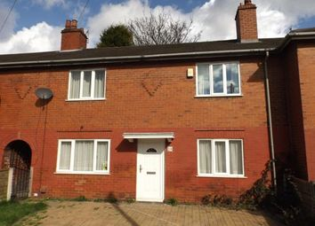 Thumbnail 3 bed terraced house for sale in Thelwall Avenue, Manchester, Greater Manchester