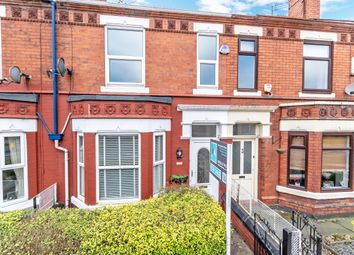 Thumbnail 3 bed terraced house for sale in Chester Road, Lower Walton, Warrington