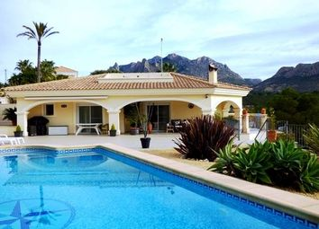 Thumbnail 5 bed villa for sale in 03111 Busot, Alicante, Spain