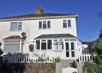Thumbnail 3 bed semi-detached house for sale in La Chasse Brunet, St. Saviour, Jersey