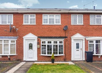 Thumbnail 3 bedroom terraced house for sale in Chichester Avenue, Dudley