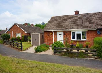 Thumbnail 1 bed bungalow for sale in Jeffares Close, Derby