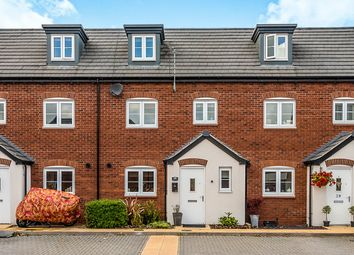 Thumbnail 3 bed property for sale in Pearl Brook Avenue, Stafford
