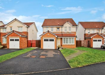 Thumbnail 4 bed detached house for sale in John Muir Way, Motherwell