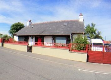 Thumbnail 3 bed bungalow for sale in The Bungalow, Thornhill Road, Cuminestown, Turriff