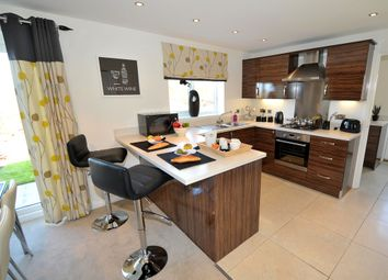 "Thumbnail 4 bed detached house for sale in ""The Roseberry"" at Stopping Hey, Parsonage Road, Blackburn"