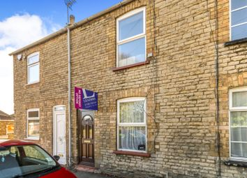 Thumbnail 2 bed terraced house to rent in Radcliffe Road, Stamford