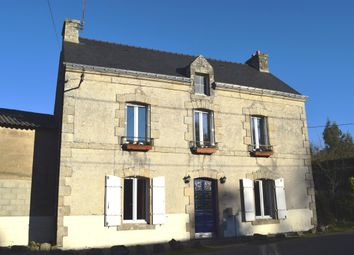 Thumbnail 4 bed detached house for sale in 56310 Bubry, Brittany, France