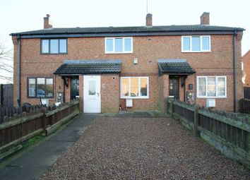 Thumbnail 2 bed terraced house to rent in East View, Whaley Thorns, Langwith, Mansfield