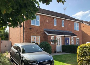Thumbnail 3 bed semi-detached house for sale in Fow Oak, Coventry
