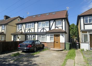 Thumbnail 4 bed semi-detached house for sale in Pams Way, Ewell, Epsom