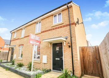 Thumbnail 3 bed property to rent in Maskin Drive, Biggleswade