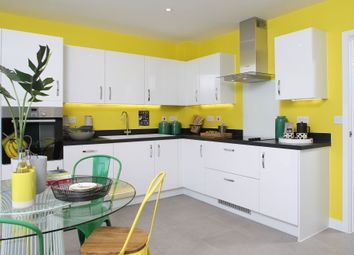 "Thumbnail 2 bedroom terraced house for sale in ""The Lodden"" at Deardon Way, Shinfield, Reading"
