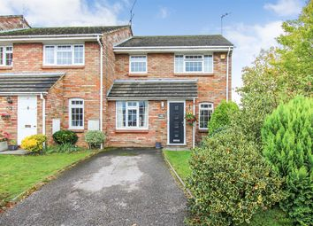 Thumbnail 3 bed end terrace house for sale in Hunters Close, Tring