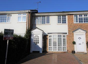 Thumbnail 3 bed terraced house to rent in Mierscourt Road, Rainham, Gillingham, Kent