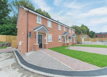 Thumbnail 3 bedroom town house for sale in Greenwood Mews, Horwich, Bolton
