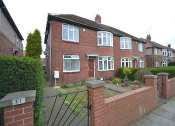 Thumbnail 2 bed flat to rent in Linthorpe Road, Gosforth, Newcastle Upon Tyne