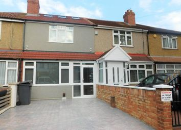 Thumbnail 4 bed terraced house for sale in Whittington Avenue, Hayes
