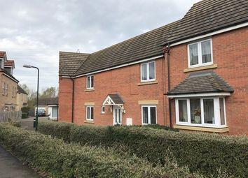 Thumbnail 3 bed terraced house to rent in Baldwin Drive, Sugar Way, Peterborough