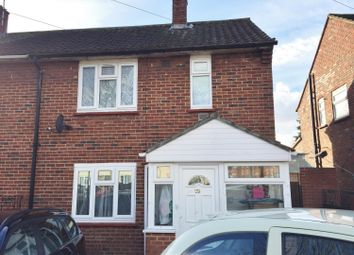Thumbnail 3 bed semi-detached house for sale in Cobham Road, Heston