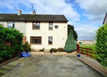 Thumbnail 2 bed end terrace house for sale in Osborne Drive, Dumfries, Dumfries And Galloway