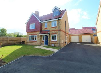 Thumbnail 5 bed detached house for sale in Brick Field, Milton Keynes