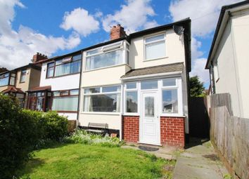 Thumbnail 3 bedroom semi-detached house for sale in Bedburn Drive, Huyton, Liverpool