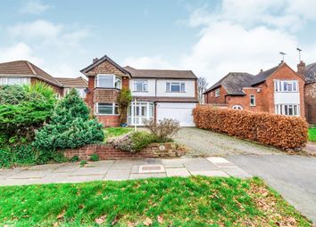 Thumbnail 5 bed detached house for sale in Lake Avenue, Walsall