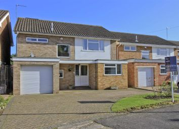 Thumbnail 4 bed detached house for sale in Boniface Road, Ickenham