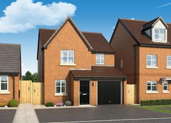 "Thumbnail 3 bed property for sale in ""The Staveley At The Woodlands"" at Newbury Road, Skelmersdale"