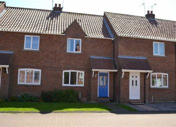 Thumbnail 2 bed terraced house to rent in Boardman Park, Brandesburton, East Yorkshire