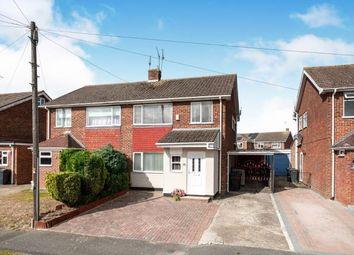 Thumbnail 3 bed semi-detached house for sale in Collard Road, Ashford, Willesborough, Ashford