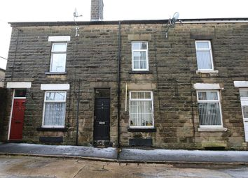 Thumbnail 2 bed terraced house for sale in Hollins Avenue, Buxton, Derbyshire