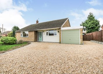 Thumbnail 3 bed detached bungalow for sale in Back Lane, Barnby-In-The-Willows, Newark