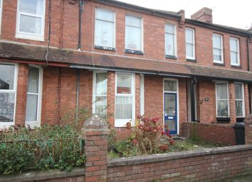 Thumbnail 1 bed flat to rent in Higher Polsham Road, Paignton