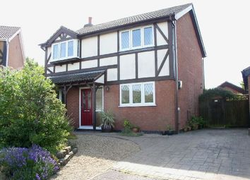 Thumbnail 4 bed detached house for sale in Foxpark View, Tibshelf, Alfreton