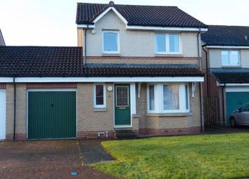 Thumbnail 3 bed link-detached house to rent in Bankton Avenue, Livingston, West Lothian