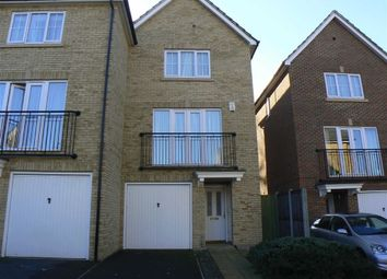 Thumbnail 3 bed town house to rent in Tregony Road, Farnborough, Orpington