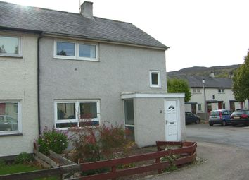 Thumbnail 2 bed semi-detached house for sale in Milton Park, Aviemore